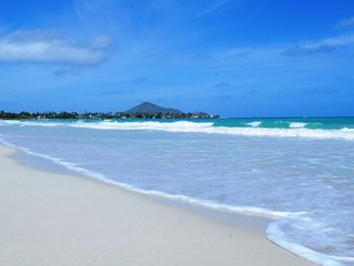Kailua house photo - This is what you wake up to every morning. Paradise!