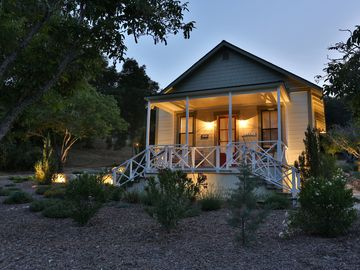 Paso Robles chateau / country house rental - The Summit Schoolhouse