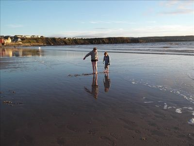 Lahinch Beach 5 Mins Walk