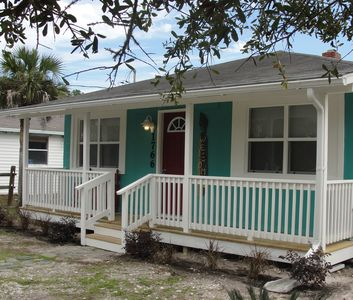 Carrabelle Beach house rental