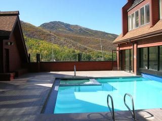 The Lodge at Mountain Village condo photo - Indoor/outdoor heated pool and jacuzzi