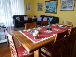 Livorno apartment photo - Formal Dining Room And Living Room