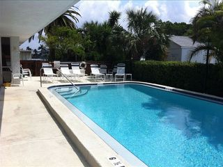 Clearwater Beach condo photo - Heated Pool