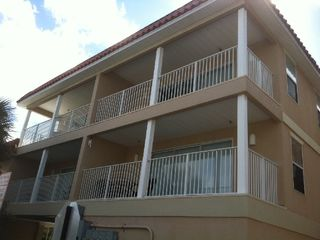 Indian Rocks Beach condo photo - Balcony top right