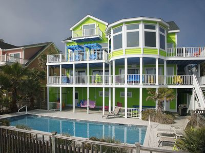 br house vacation rental in isles of palms, south carolina, Beach House