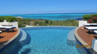 Providenciales - Provo house photo - view