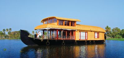 2BR Cruise Houseboat 4 guest w/ AP Plan