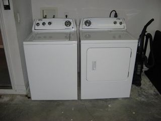 Ocala house photo - New Washer and Dryer