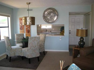 Hot Springs condo rental - Dining area