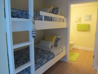 Tidewater Beach Resort condo photo - Bunk Bed Area