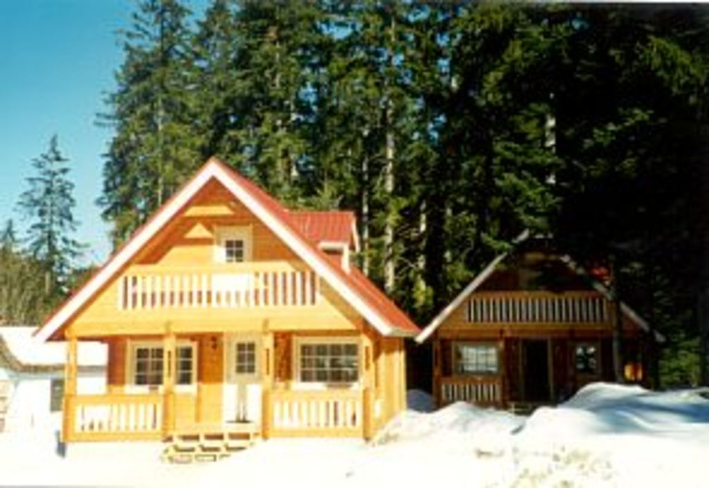 Detached mountain ski chalet in Borovets