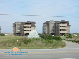 Kill Devil Hills condo photo - Gone Fishin' 8H Exterior