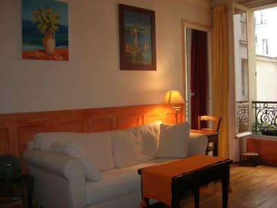Paris 18 Montmartre: apartment/ flat - 3 rooms - 4/5 persons