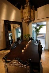 San Jose del Cabo apartment photo - Penthouse Dining Table at the Cabo Azul Resort