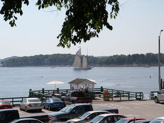 Castine cottage photo - Views from Town Dock