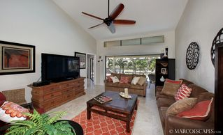 "Vacation Homes in Marco Island house photo - 60"" HDTV with BluRay and High Speed WiFi !!"