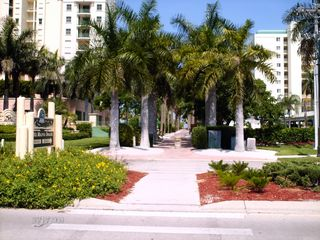 Seaview condo photo - Entrance to South Beach - across street from Condo