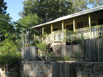 Sequoia Park cabin rental - Fivespot cabin - your homebase for visiting Sequoia Kings Canyon park