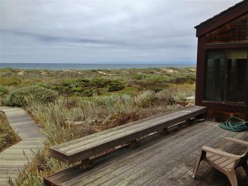 Monterey condo rental - Just 150 yards from the beach!
