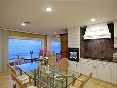 Kitchen Offers Anything You Can Imagine and Beautiful Ocean Views