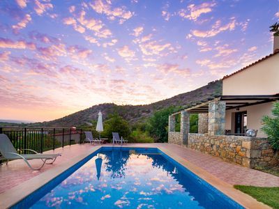 detached Villa including Hotelservice, vacation in the heart of Crete  - 90 sqm Villa