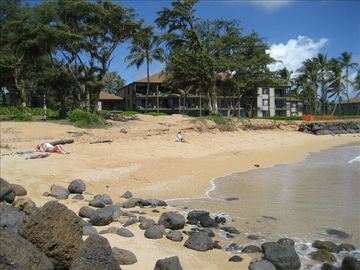 Kapaa condo rental - Beach Vacation Condo