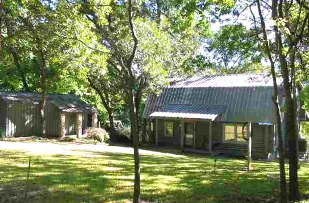 Cozy Cabin Riverfront Fishing Tubing Homeaway New