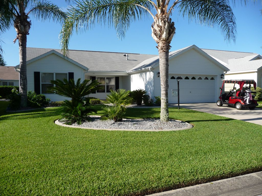 Most sought after location in the villages beautiful for Most beautiful homes in florida