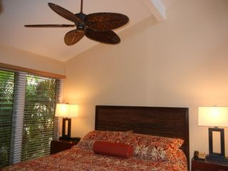 Master Bedroom - Lahaina condo vacation rental photo