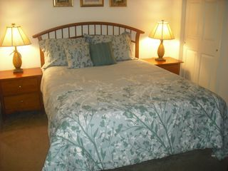 Cherry Grove Beach condo photo - Guest BR - Queen size