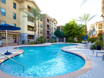 Paradise Valley condo rental - Heated pool and hot tub!