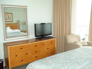 Sunny Isle condo photo - Master Suite with King Size Bed & New LCD 32 inch TV