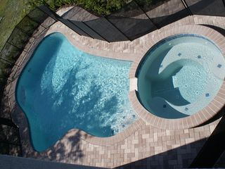 Siesta Key house photo - POOL,SPA