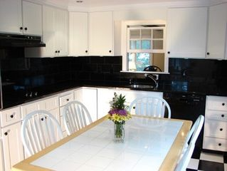 Chatham house photo - New eat in kitchen with granite countertop