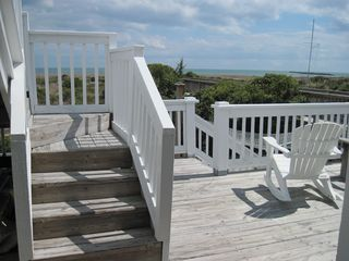 Wrightsville Beach cottage photo - Up to the Sipping Porch