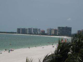 Seawinds condo photo - Close up view of beach to the north