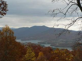 Hiawassee chalet photo - Enjoy the Fall Colors with a cup of coffee or tea