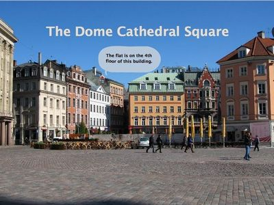 Latvia apartment rental - Dome Square is the place of concerts, markets, fairs, demonstrations & rallies.