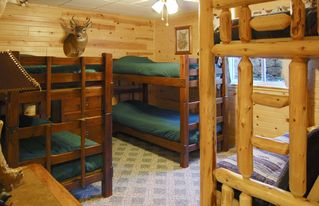 Pine Lake lodge photo - Bunk-room