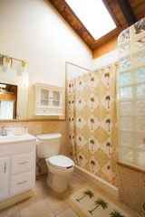 Haleiwa house photo - Master bath.