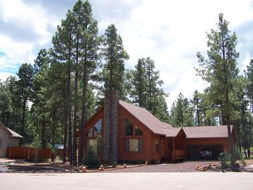 Pinetop cabin rental - Cool summer pines!