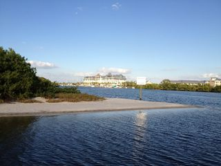 Ruskin condo photo - Leaving the main Marina going into Tampa Bay. Chartered fishing trips available.