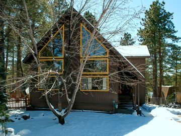 Flagstaff cabin rental - Our dream cabin!