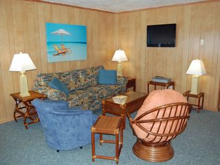 Kill Devil Hills cottage photo - You'll enjoy our new living room furniture