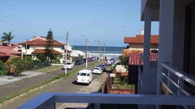 Your leisure a few steps from the sea, in Praia da Cal, 5 great aptos of 1 and 2 bed.