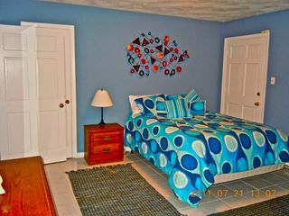 Virginia Beach house photo - Fun Bedroom 1st floor/private bath
