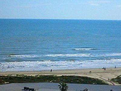 South Padre Island condo rental - Gulf View