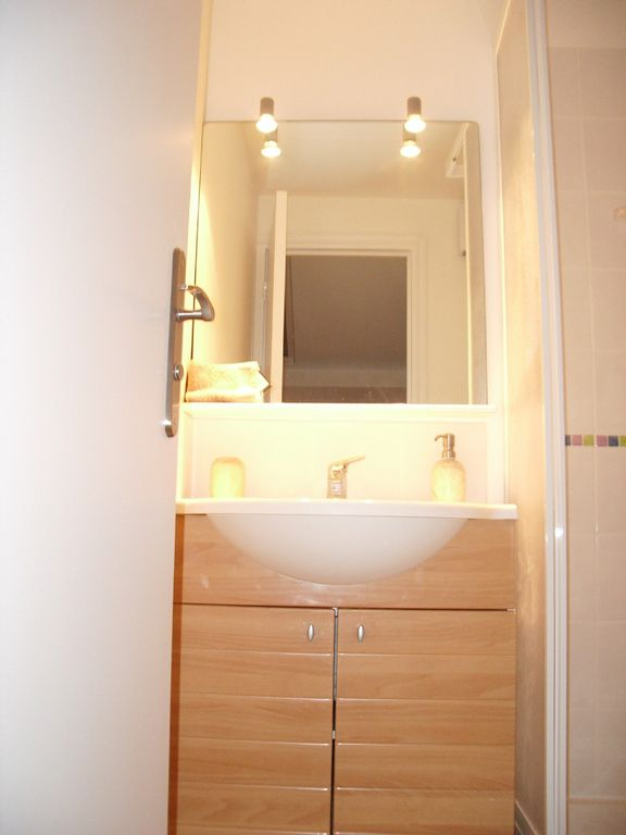 Brand new bathroom