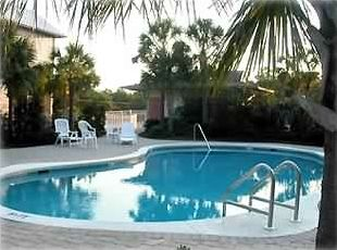 One of two pools in complex- Seagrove Beach, FL-