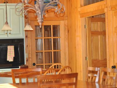 Carrabassett Valley house rental - Kitchen